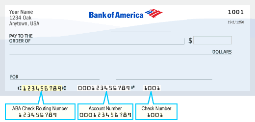 bank of america check cashing online